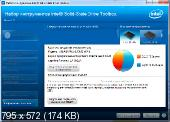 Intel Solid-State Drive Toolbox 3.2.3.400