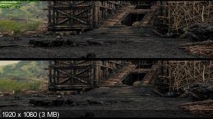 Ной в 3Д / Noah 3D  ( Лицензия by Ash61) Вертикальная анаморфная