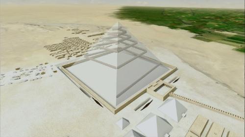 Возрождение Хеопса / Khufu Reborn / Kheops Renaissance (2008) 720p BDRip