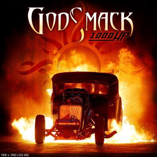Godsmack - 1000hp (2014) (+Bonus Track)
