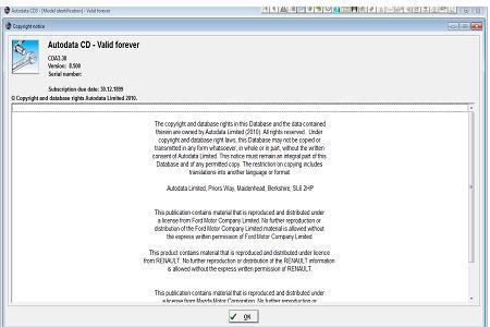 Autodata ( v.3.38, обновление, 2014 )