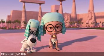 ����������� ������� ������ � ������� / Mr. Peabody & Sherman (2014) BDRip-AVC | ��������