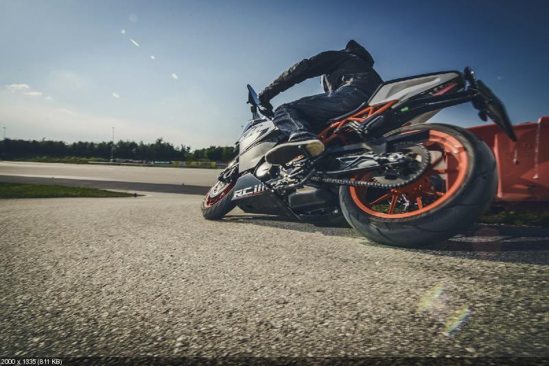Фотографии мотоцикла KTM RC125 2015