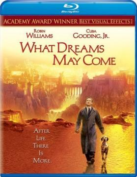 Куда приводят мечты / What Dreams May Come (1998) WEB-DL 1080p | Open Matte