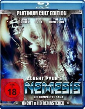 Немезида / Nemesis (1992) BDRip 720p