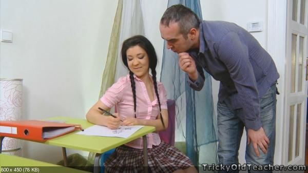 Русское ученик трахнул учителя видео порно