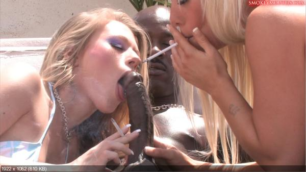 Black squirt porn free video