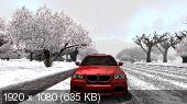 Test Drive Unlimited Gold  Winter Mod 2014 (2008) PC