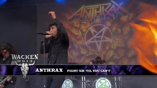 VA - Live at Wacken 2013 (2014) Disk1 (BDRip)