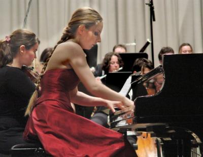 Lise de la Salle (piano) – Rachmaninov, Ravel / 2003 Naïve