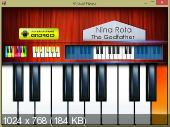 Virtual Piano Play Melody (2014) PC