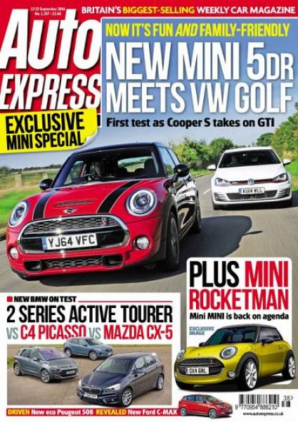Auto Express – Issue 1337, 17 September 2014