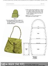 Японская сумочка омияге своими руками выкройки