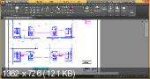 Autodesk AutoCAD 2015 SP2 (x86/x64/RUS/ENG)