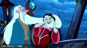 Том и Джерри: Потерянный дракон / Tom and Jerry: The Lost Dragon (2014) BDRip-AVC | MVO | Лицензия