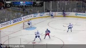 Хоккей. NHL 14/15, RS: Toronto Maple Leafs vs. New York Rangers [12.10] (2014) HDStr 720p | 60 fps