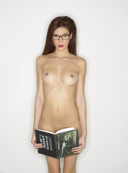 Hegre-Art: Victoria*R - Sexy Student (13*10*2014)