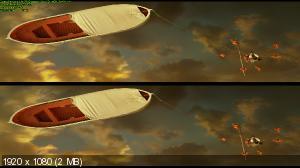 Жизнь Пи 3Д/ Life of Pi 3D ( Расширенная версия by Ash61 ) Вертикальная анаморфная