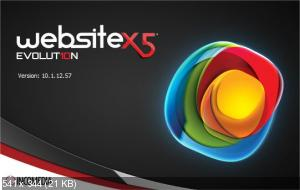 WebSite X5 Professional 11.0.1.12