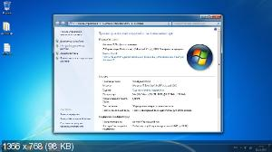 Windows 7 SP1 11in1 + Mod МакSим by RG adguard v.14.10 (x86/x64/RUS/2014)
