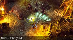Sacred 3. Orcland Story (2014/RUS/ENG/MULTi8/Addon)