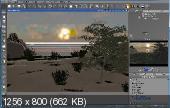 3D Ландшафт на базе Vue xStream(2013)Видеокурс