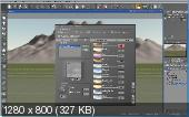 3D Ландшафт на базе Vue xStream (2013) Видеокурс