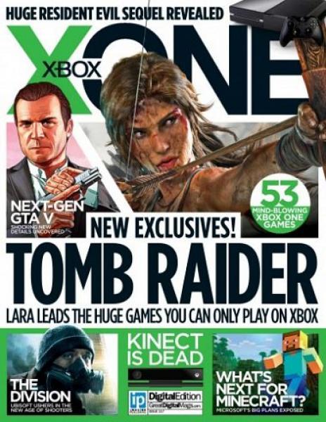 X-One Magazine UK – Issue 117 2014