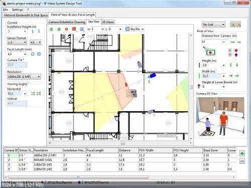 IP Video System Design Tool v7.0.0.797