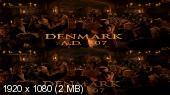 Без черных полос (На весь экран) Беовульф 3D / Beowulf 3D Вертикальная анаморфная