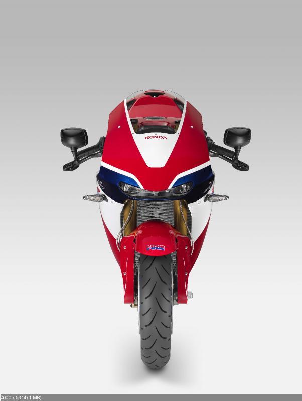 Прототип спортбайка Honda RC213V-S (фото)