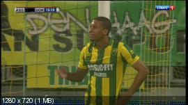 Футбол. Чемпионат Голландии 2014-15. Обзор 10-го тура [26.10] (2014) HDTVRip 720p