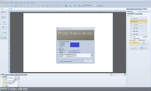 Mojosoft Photo Frame Studio v2.96 [Multilanguage] [Serial]