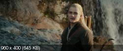 Хоббит: Пустошь Смауга / The Hobbit: The Desolation of Smaug (2013) BDRip-AVC от HELLYWOOD {Extended | Лицензия}