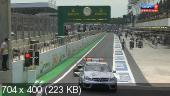 Формула 1: 18/19. Гран-при Бразилии Гонка [08.11] (2014) HDTVRip