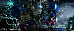Трансформеры: Эпоха истребления / Transformers: Age of Extinction (2014) BDRip-AVC | DUB | Лицензия