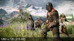 Dragon Age: Inquisition (2014/RUS/ENG/RF/XBOX360)