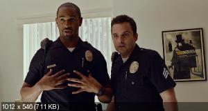Типа копы / Let's Be Cops (2014) BDRip-AVC | DUB | Лицензия