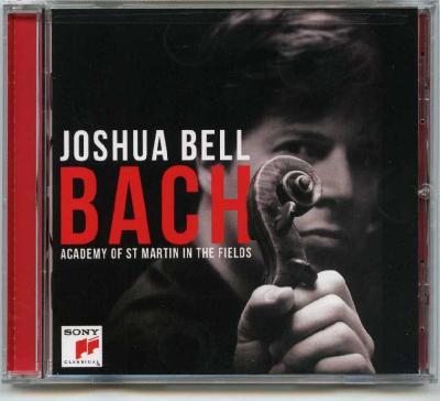Joshua Bell - BACH / 2014 SONY