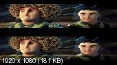 Волшебный футбол в 3Д / Metegol 3D Вертикальная анаморфная