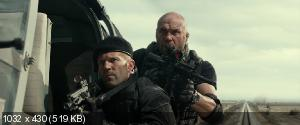 �����������: �������� / The Expendables: Trilogy (2010-2014) BDRip-AVC �� HELLYWOOD | ��������