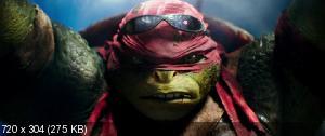 ���������-������ / Teenage Mutant Ninja Turtles (2014) BDRip | ��������