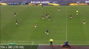 Футбол. Чемпионат Италии 2014-15. 13 тур. Рома — Интер [30.11] (2014) HDTVRip