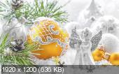 Обои для рабочего стола - Новогодние [1680x1050-2560x1600 - 150шт.] (2014) JPG