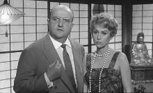 Месть простофиль / Le Cave se rebiffe (1961) DVDRip
