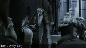 ���� ������� / Corpse Bride (2005) BDRip 720p | DUB | ��������