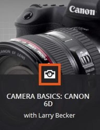 Kelbyone - Camera Basics: Canon 6D  | 116 MB