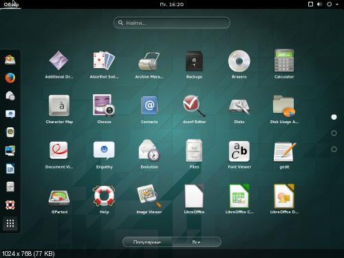 Ubuntu Gnome 15.04 Vivid Vervet Alpha I [i386, amd64] 2xDVD