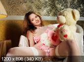 (MyNakedDolls)- 2014-02-23 - Adriana - Teddy Bear Secret