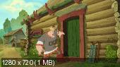 Три богатыря: Ход конем (2014) HDRip-720p | Трейлер